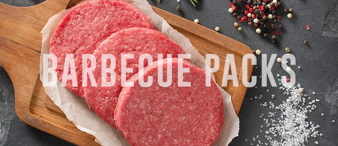 Barbecue Packs category main header