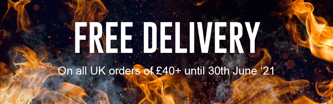 FREE Delivery on all orders over £40