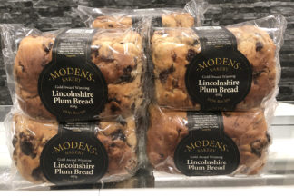 Loaf of Mdens Lincolnshire Plum Bread