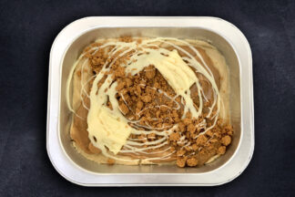 Biscoff and Milky Bar Cookie Dough Tray